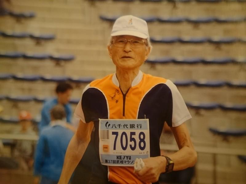 毎年トレイルランやロードレースにも出場する高橋氏